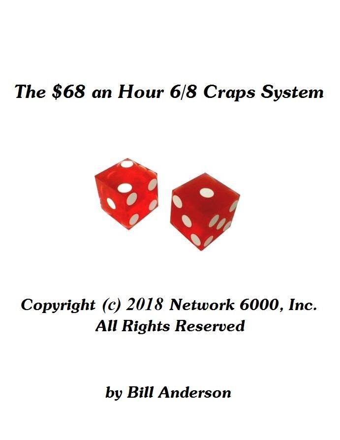 6 8 craps strategy book